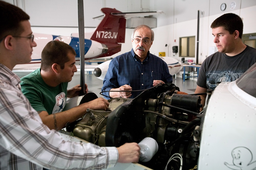 Aircraft Maintenance Training Delaware Coastal Airport