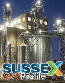 Sussex Profile Cover